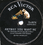 HOUND DOG / ANYWAY YOU WANT ME