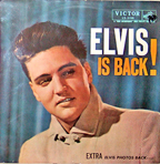 LS 5198 ELVIS IS BACK