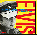 PB  13929BLUE SUEDE SHOES / PROMISED LAND