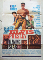 FLAMING US POSTER
