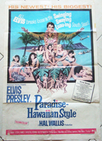PARADISE US POSTER